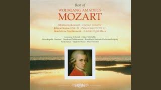 Konzert für Klarinette und Orchester A-Dur, KV 622: 2. Adagio