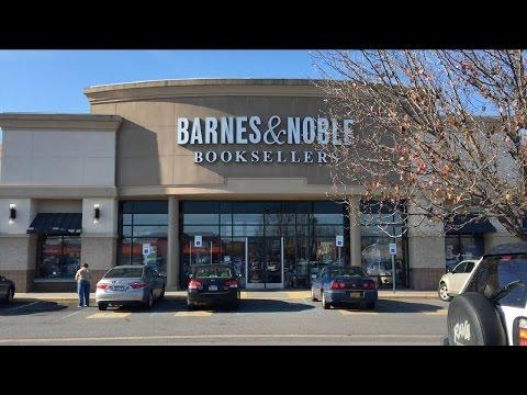 Barnes & Noble Shopping Spree 2.0