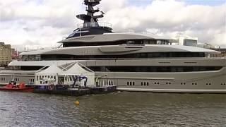 Kismet Superyacht London 2014