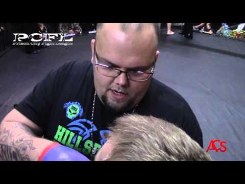 """""""Prison"""" City Fight League CONNOR ERHARDT VS DJ CASTLE #170"""