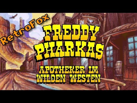 FREDDY PHARKAS FRONTIER PHARMACIST  (1993) 🔫RETROFOX #009 🔫 Let's Show Retro