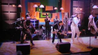 Billionaire~Bruno Mars & Travie McCoy ~Live On Jay Leno