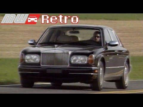 1999 Rolls Royce Silver Seraph | Retro Review
