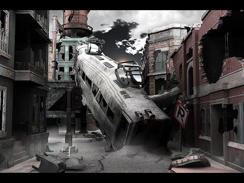 Как попасть в город призрак в GTA San Andreas