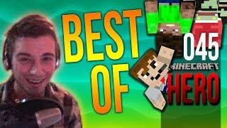 Livestream BEST OF - Kampf gegen Dner (& Ungespielt) | Minecraft HERO #45