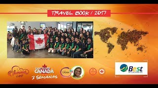 Travel Book do Summer Camp Vancouver - Canada / 2017 - Teacher Laura