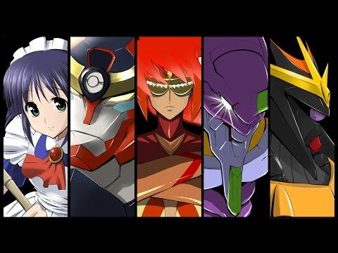 Top Mejores Animes Gainax