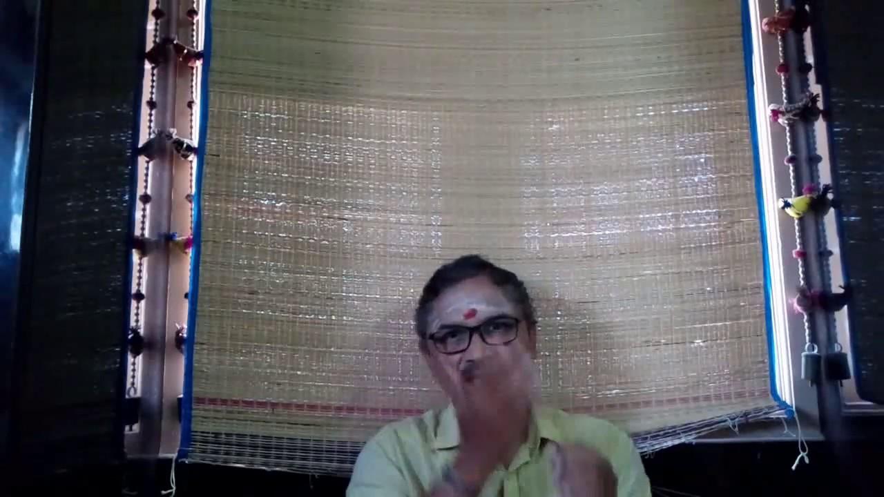 Yajur upakarma 2019 - Mahasankalpam (Maha sankalpam) by Gurukulam