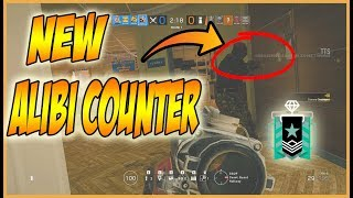 The Best Alibi Counter *INSANE TACTIC *- Rainbow Six Siege