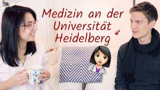 Medizin an der Universität Heidelberg // NC, TMS & mehr!