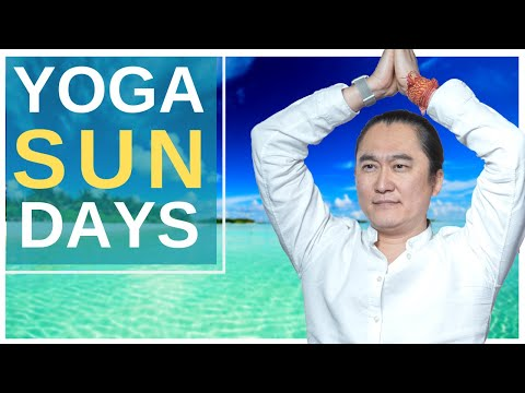 Yoga Sun Days с Yan Tian