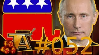 TAP #52   BLOW TO PUTIN'S MANLIHOOD! - LAWSUIT OVER EMERGENCY? - GOP DIVIDED?
