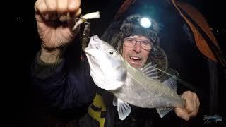 FISHING ALONE in WINTER - A SOLO ADVENTURE