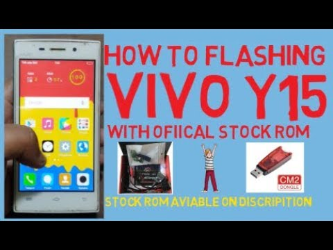 how-to-flashing-vivo-y15-with-ofiical-stock-rom.