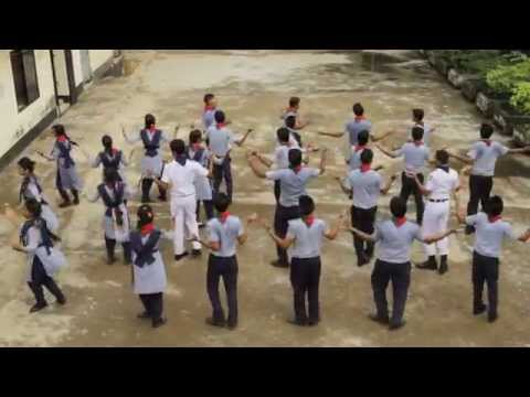 Messengers of Peace Beat Dance for World Peace Day by MoP Te