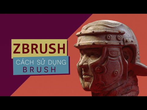 | Zbrush Basic | Sai Lầm Khi Sử Dụng Brush | 3D Easy |