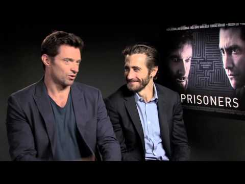 Prisoners - Interview With Hugh Jackman, Jake Gyllenhaal & Denis Villeneuve