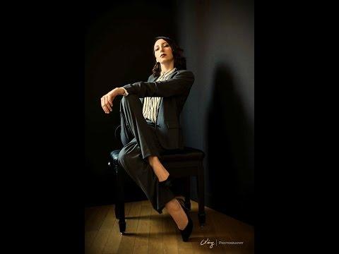 Model • Annabell Osorio at Modani's Pre Oscar Party 2015