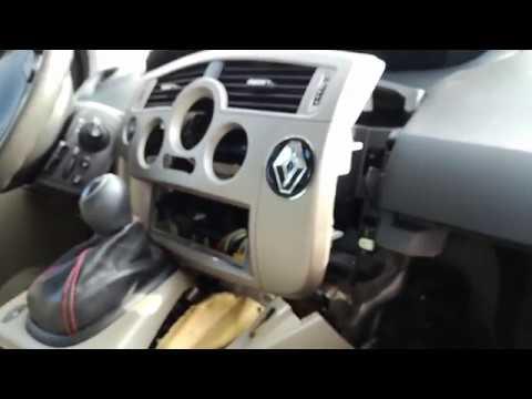 Где расположен резистор(сопротивление)отопителя на Renault Scenic 2006г.