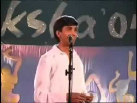 Comedy Best Scene Of Dr Kumar Vishwas (Part - 1)