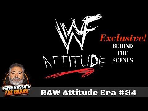 WWE RAW Attitude Era (WWF) w/ Vince Russo Archive: EPISODE #34 6/29/98