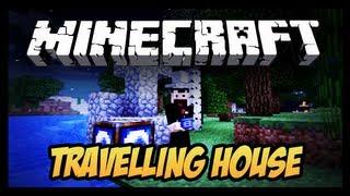 Minecraft - PRZENIEŚ SWÓJ DOM ! 1.5.1 (Travelling House Mod)