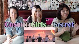 cosmic girls secret