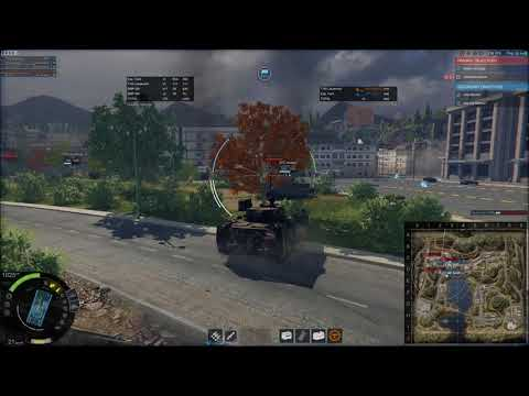 Patch 0.21Game Play - BVP-M2 SKCZ Sakal AFV on Watchdog
