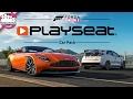 FORZA HORIZON 3 - Playseat Car Pack - Review [german / deutsch]