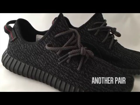 3c2999f85 Adidas Yeezy Boost 350 (Pirate Black) by Kanye West in 4K + How We Got  Through on Adidas.com! - YouTube