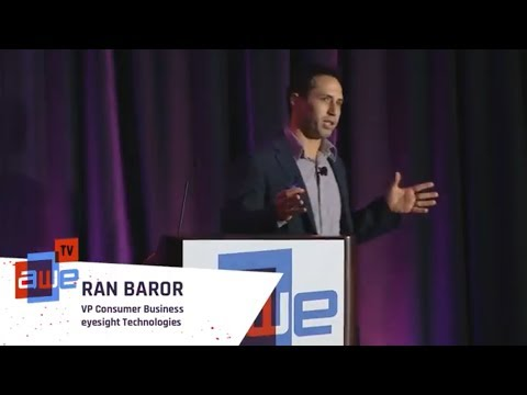 Ran Baror (eyeSight Technologies): The Future of Computer Vision and New Interfaces