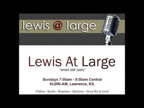 Lewis at Large - Michael McCrary
