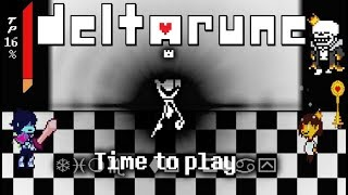 deltarune chapter 2 is actually released