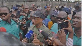 Guinée : un mort lors des manifestations anti-gouvernementales