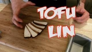 Baked Tofu (tofu Lin) - Cooking With The Vegan Zombie