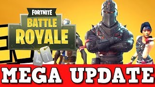 MEGA X-MAS UPDATE ! NEW SKINS, WAFFEN & DESIGNS 🔴 FORTNITE (English/German) Matze