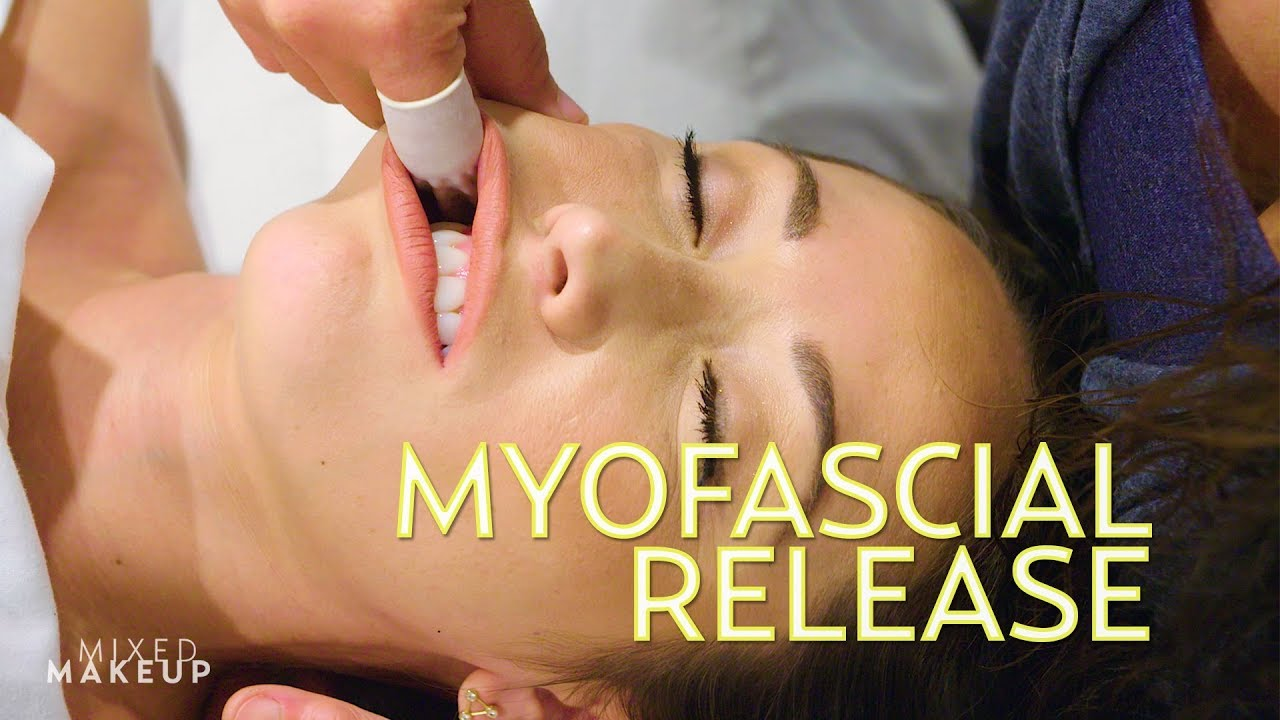 Myofascial Release On The Jaw For Tmj And Headaches The Sass With Susan And Sharzad Youtube