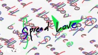 Goldroom - Spread Love (Lyric Video)