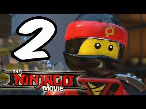 LEGO Ninjago Movie Videogame: Part 2 Ninjas Assemble! COOP Walkthrough (PS4 Pro)