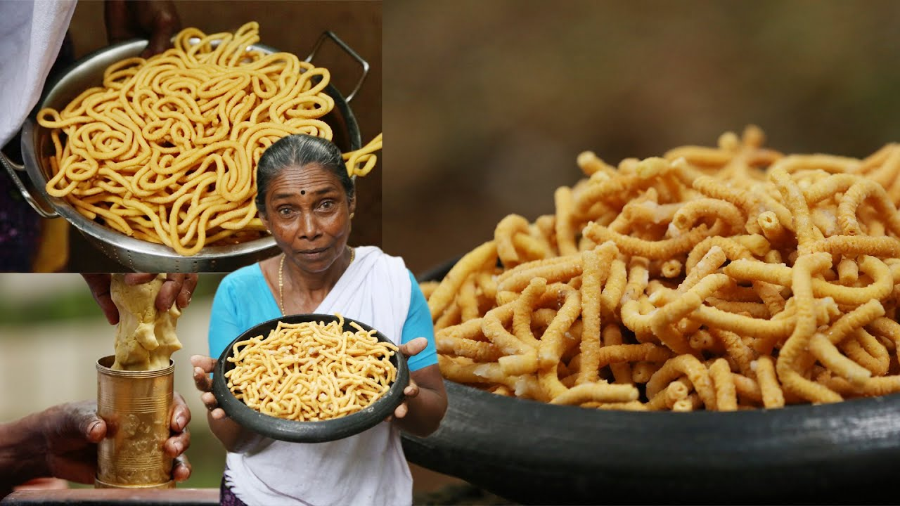 വീട്ടിൽത്തന്നെ മധുരസേവ ഉണ്ടാക്കിയാലോ | Traditional Kerala Snack Madura Seva - Home Made Sweet Sev