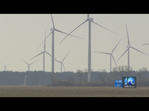Lawmakers: North Carolina wind farm poses security threat
