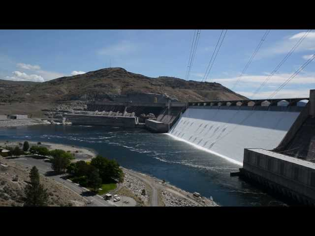Grand Coulee Dam - One