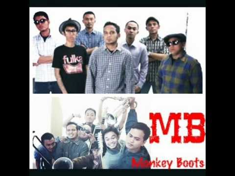 Monkey Boots - Indah Pada Waktunya