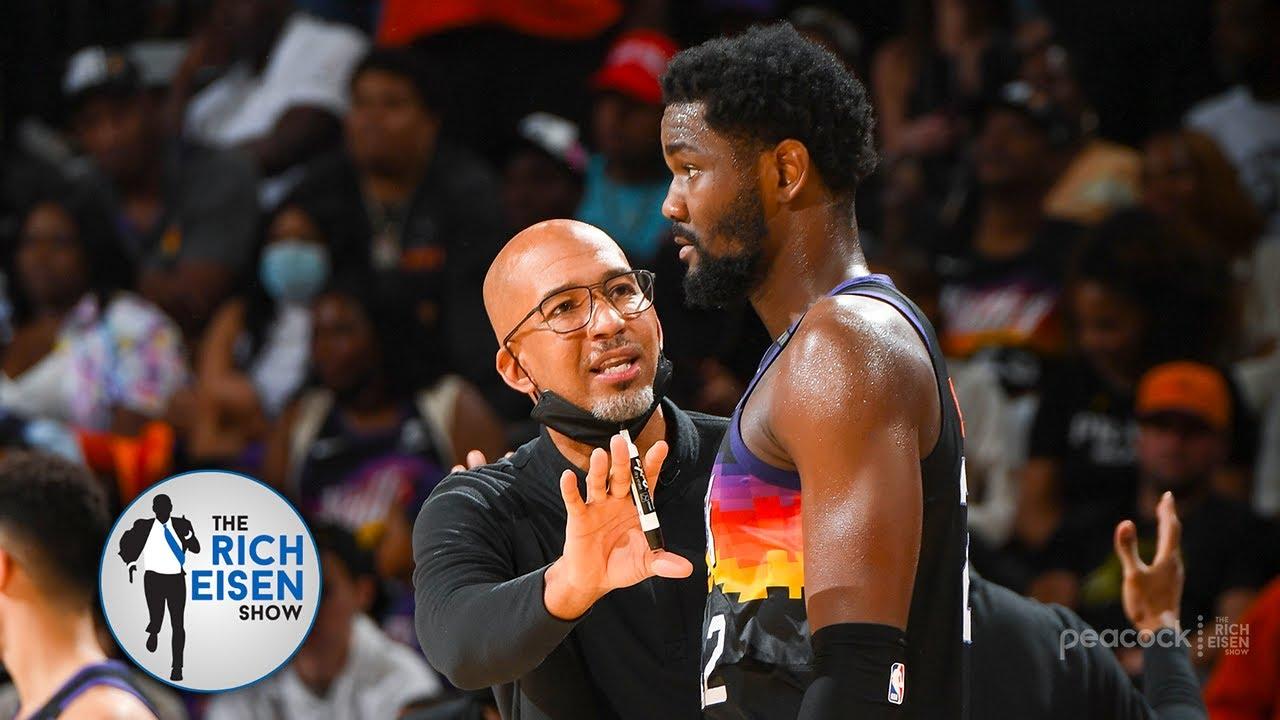 James Jones: Suns preferred deal shorter than 5 years for Deandre ...