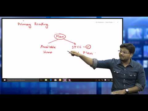 How to Prepare for CA IPCC Best Plan By CA Darshan Khare