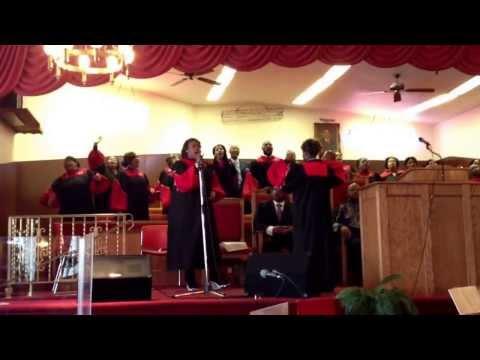 New Nazareth MBC Mass Choir -