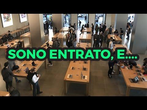 Sono entrato in un Apple Store...