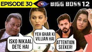 Dipika Kakar Left ALONE In The House | Bigg Boss 12 Episode 30 Update