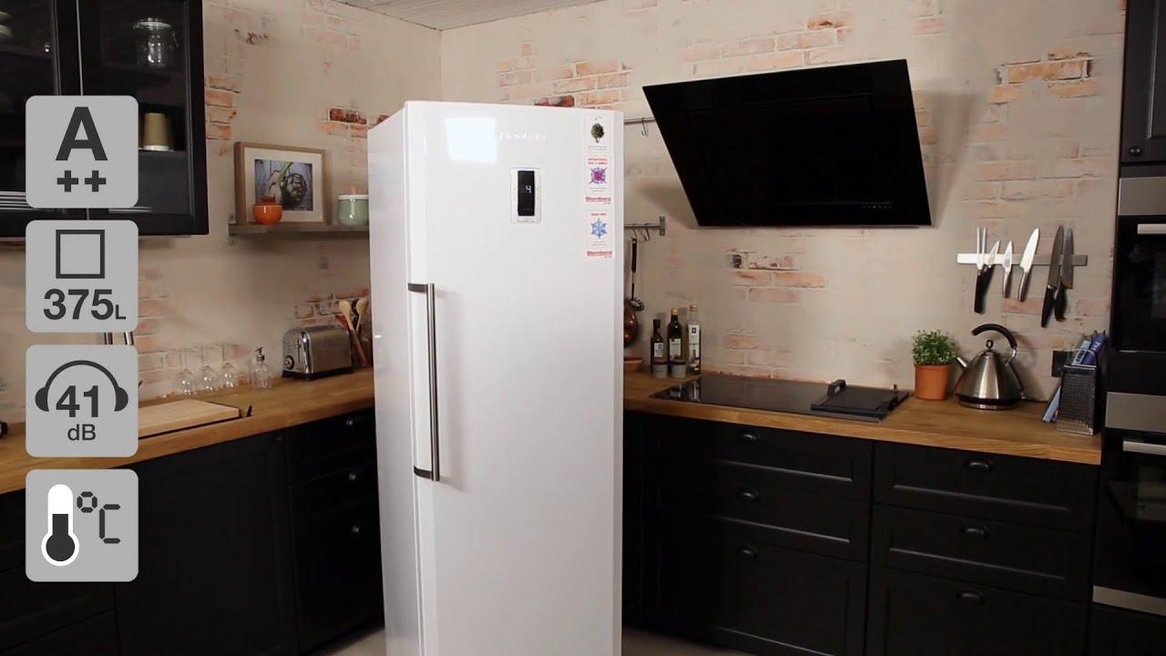 køleskab med 0 zone