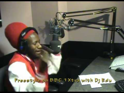 Winky D Freestyle on BBC 1Xtra Destination Africa with Dj Edu.